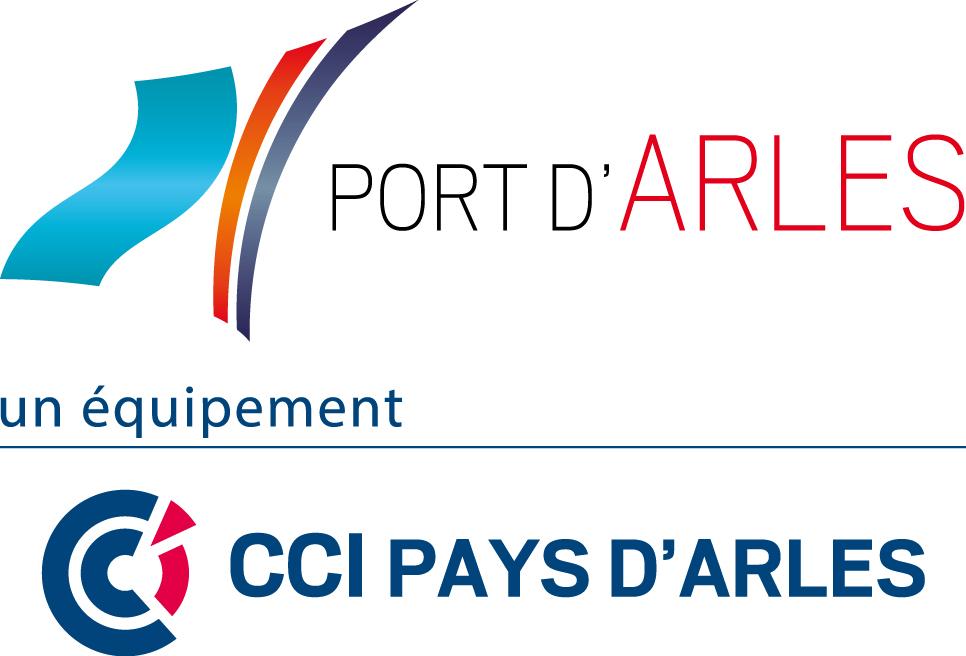Logo port de commerce Avignon